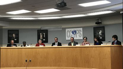 The Carroll County Public Schools Board of Education met for its monthly meeting Wednesday, Nov. 14, 2018.