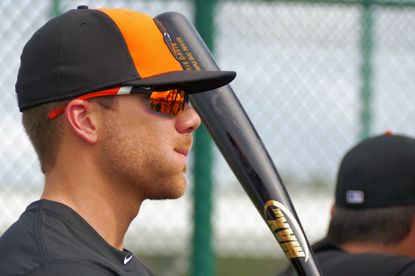 Orioles first baseman Chris Davis is no longer taking Adderall this season. His unauthorized use of the drug last season drew a 25-game suspension.