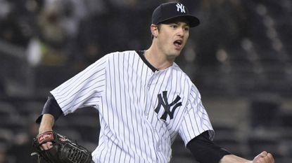 New York Yankees reliever Andrew Miller says the Orioles bullpen will be fine.