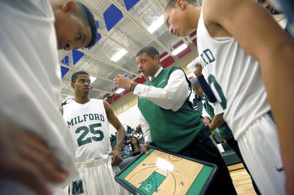 Albert Holley deals with the symptoms of Obsessive-Compulsive Disorder every day, but they don't hinder his ability to coach. He's guided No. 1 Milford Mill to four straight Baltimore County championships.
