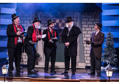 """""""A Christmas Carol: The Musical!"""" will be staged by Carroll Players On Air at Crosswinds Church in Westminster, Dec. 20-22."""