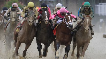 Country House has developed an illness and won't be at the Preakness on May 18.