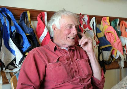 Five Minutes With J. William Boniface, horse farm owner