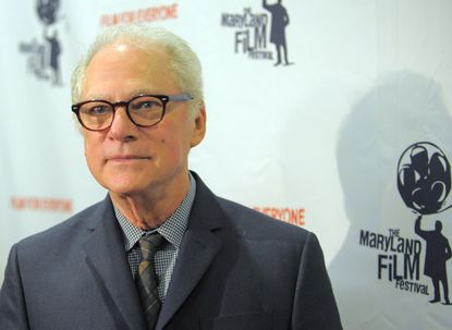 "Director and writer Barry Levinson at the 30th anniversary celebration of the film ""Diner"" (1982) at Johns Hopkins University in 2011."