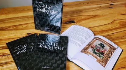 'The Curse of the Snallygaster' book released this week in Sykesville