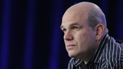 David Simon says he has been banned from Twitter