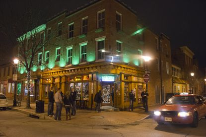 Baltimore bars feel pain of early last call