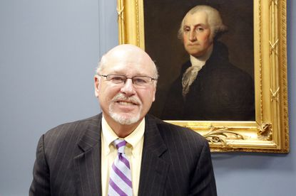 Kurt Landgraf has been appointed the next president of Washington College on Maryland's Eastern Shore.