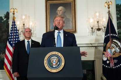 David Zurawik: Mass shootings in El Paso and Dayton are one narrative President Trump cannot control