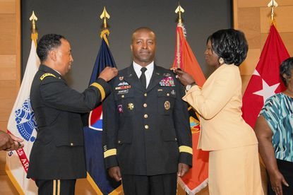 Aberdeen Proving Ground CECOM commanding general promoted