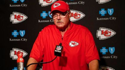 Chiefs coach Andy Reid, who held the same job with the Eagles from 1999 through 2012, will face the Eagles for the second time since joining the Chiefs in 2013.