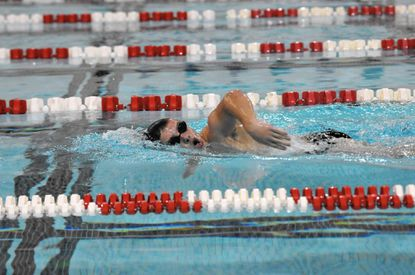 Frostburg swimmer takes golds, breaks records in U.S. Paralympic trials