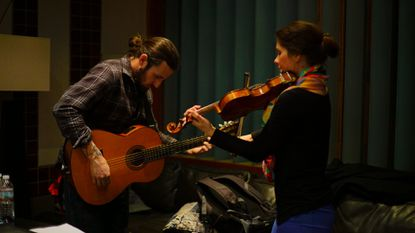 The Thread, a Nashville-based duo of country artists, will headline the Take Homelessness to Heart benefit concert on Friday, June 1, at the Reese Volunteer Fire Company.