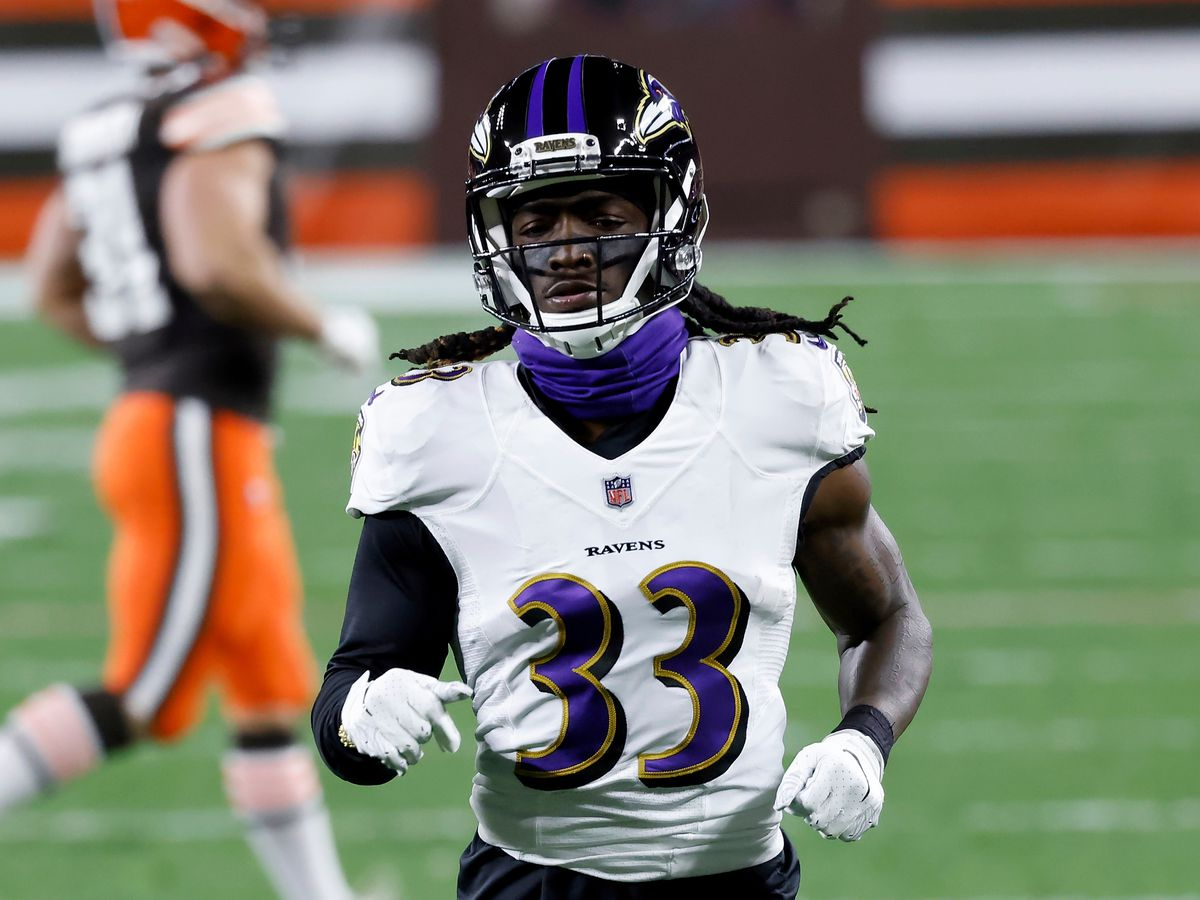 CB Davontae Harris re-signs with Ravens two weeks after release ...