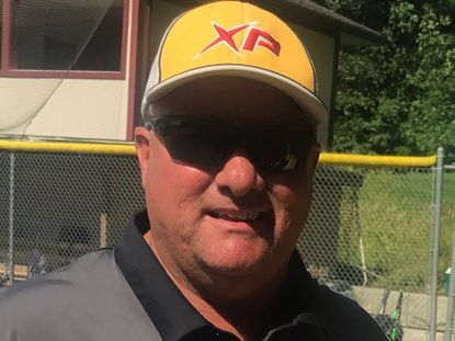 New Archbishop Curley baseball coach Joe Gaeta.