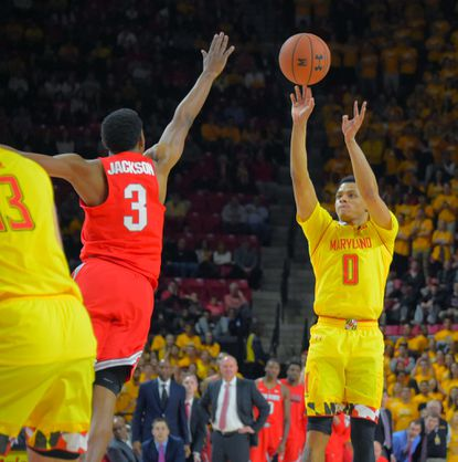 Maryland Announces Big Ten Men S Basketball Schedule With