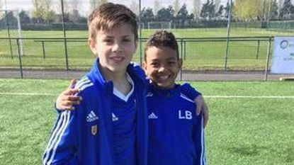 Two Baltimore-area soccer players with cerebral palsy reaching goals in CP Mid-Atlantic program