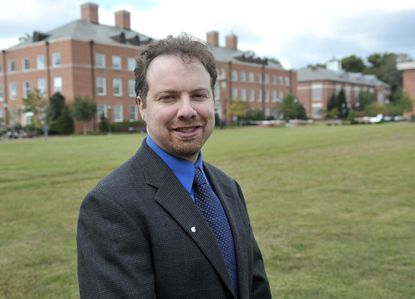 Adam Riess, Krieger-Eisenhower Professor in Physics and Astronomy at The Johns Hopkins University and a scientist at the Space Telescope Science Institute.