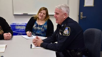 Arbutus residents meet with police about homelessness, crime, quality of life