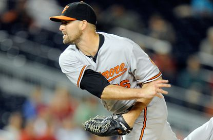 Orioles reliever Darren O'Day: 'I'd love to come back if they'd like to have me back'