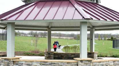 """A new, interactive """"sensory trail"""" at the Schucks Regional Park in Bel Air to give citizens with differing abilities a chance to play, exercise and enjoy nature is scheduled to open at noon on Wednesday, April 25 following a ribbon-cutting ceremony."""