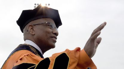 Morgan State University president David Wilson was appointed to the NCAA Board of Governors.