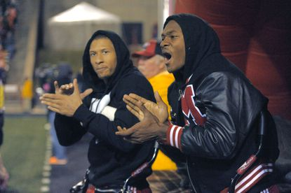 Deon Long (left) and Stefon Diggs are still authoring their collegiate careers. But none of Maryland's previous five-star recruits ever earned All-Conference honors.