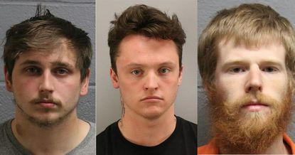 John W. Black III, Monroe Merrell and David R. Sanford Jr. have all been charged in connection with the killing of a Taneytown man.