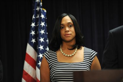 Baltimore City State's Attorney Marilyn Mosby is seeking a protective order that would prevent attorneys for six police officers charged in the Freddie Gray arrest and death from sharing his autopsy and other evidence in the case.