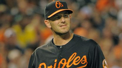 Orioles right-hander Darren O'Day is the club's players association representative.