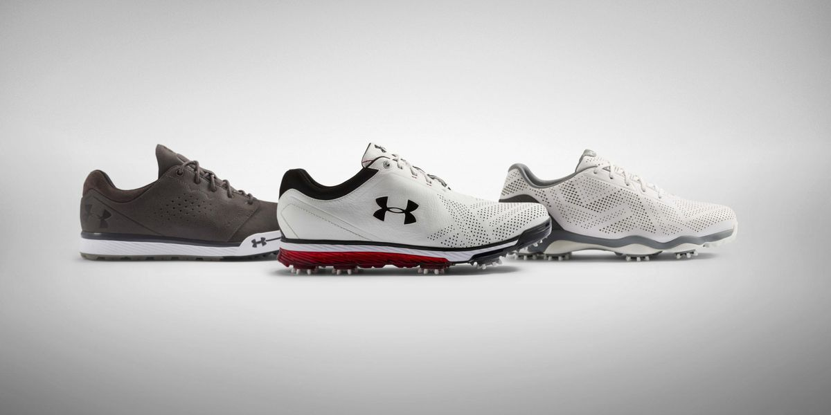 Jordan Spieth launches Under Armour's first line of golf shoes ...