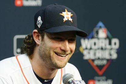Gerrit Cole will start Game 5 for the Astros against the Nationals.
