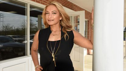 Nisha Sheth will feature her own designs at her new Clarksville clothing store, Mumbai Boutique, slated to open in June.