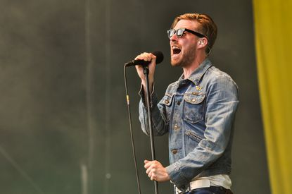 The Kaiser chiefs play rams head live May 12.