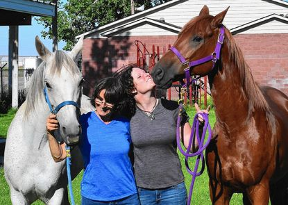 Mother- daughter duo chases endurance dreams