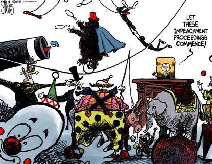 Impeachment circus