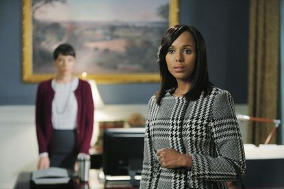 """Kerry Washington in a scene from Thursday's episode """"Where the Sun Don't Shine."""""""