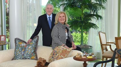 The philanthropists Len and Roslyn Stoler are 2019 inductees into The Baltimore Sun's Business and Civic Hall of Fame.
