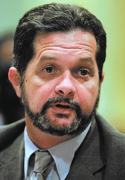 Joseph Steffen was a former aide to Maryland Gov. Robert Ehrlich.