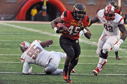 Five former Terps sign as undrafted free agents; one invited to try out
