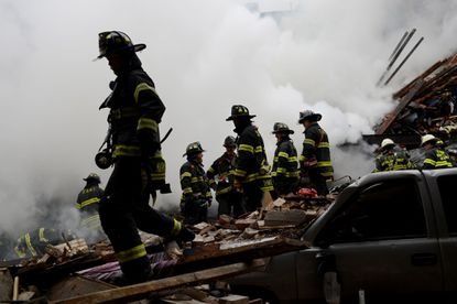 Minority New York firefighters settle racial bias suit for $98 million
