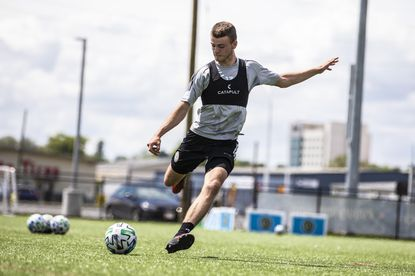 Churchville resident Cole Turner is a member of the Philadelphia Union, a professional men's soccer team that plays Major League Soccer.