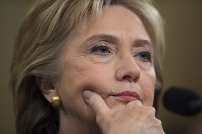 Republicans grill Clinton during all-day hearing on Benghazi attacks