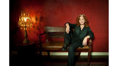 Wednesday: Bonnie Raitt