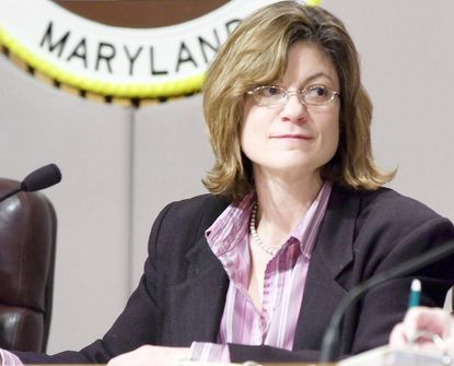 Howard County City Councilwoman Jen Terrasa.