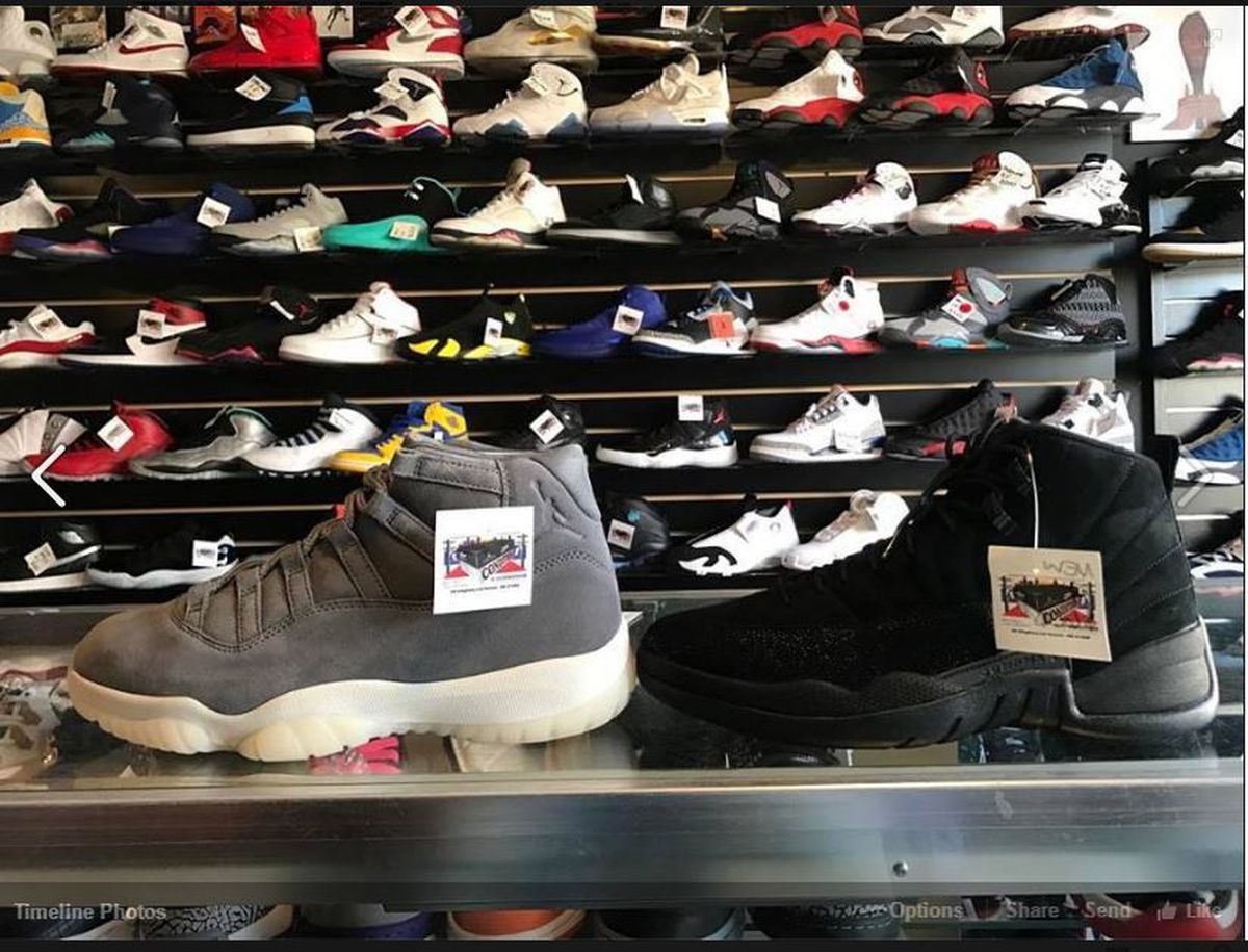 best sneakers 776ba d5f3e New sneaker boutique opens in Pigtown - Baltimore Sun