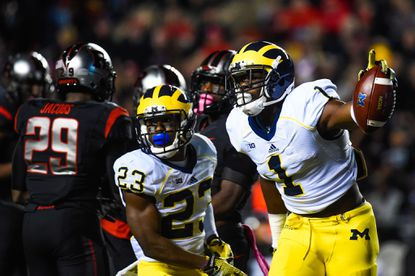 Wide receiver or tight end? Michigan's Funchess: 'I consider myself a ballplayer'