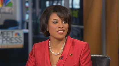 Stephanie Rawlings-Blake defends Obamacare on 'Meet the Press'