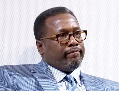 """Actor Wendell Pierce, who starred in """"The Wire"""" and is now in """"Confirmation,"""" is a partner in a $20 million apartment complex in Station North."""
