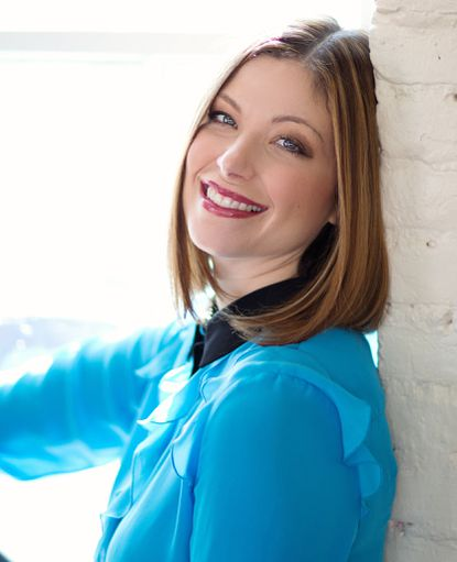 Colleen Daly Eberhardt is the artistic director for St. Louis Church Concert Series and the featured soloist for the opening concert on Sunday.